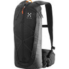 Haglöfs Gram 7 Backpack TRUE BLACK/MAGNETITE